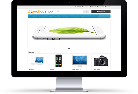opencart-demo-front