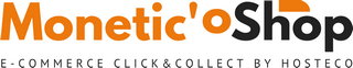 Monetico Shop – click and collect